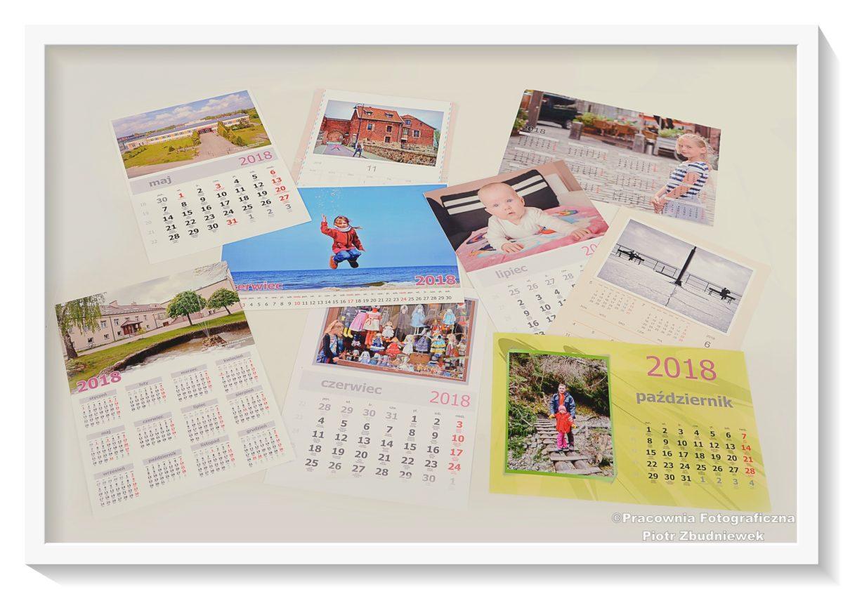 Indywidualne Kalendarze Pracownia Fotograficzna